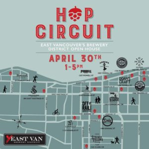 Hop Circuit Craft Beer Open House 2017