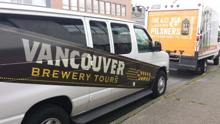 Vancouver Brewery Tours Van