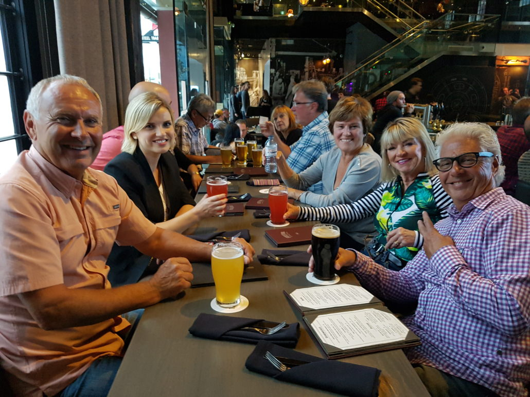 Vancouver Brewery Tours at Steel Toad Brewery