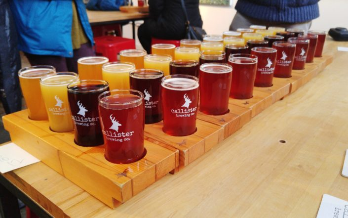 Vancouver Brewery Tours Inc. Callister Brewing Co