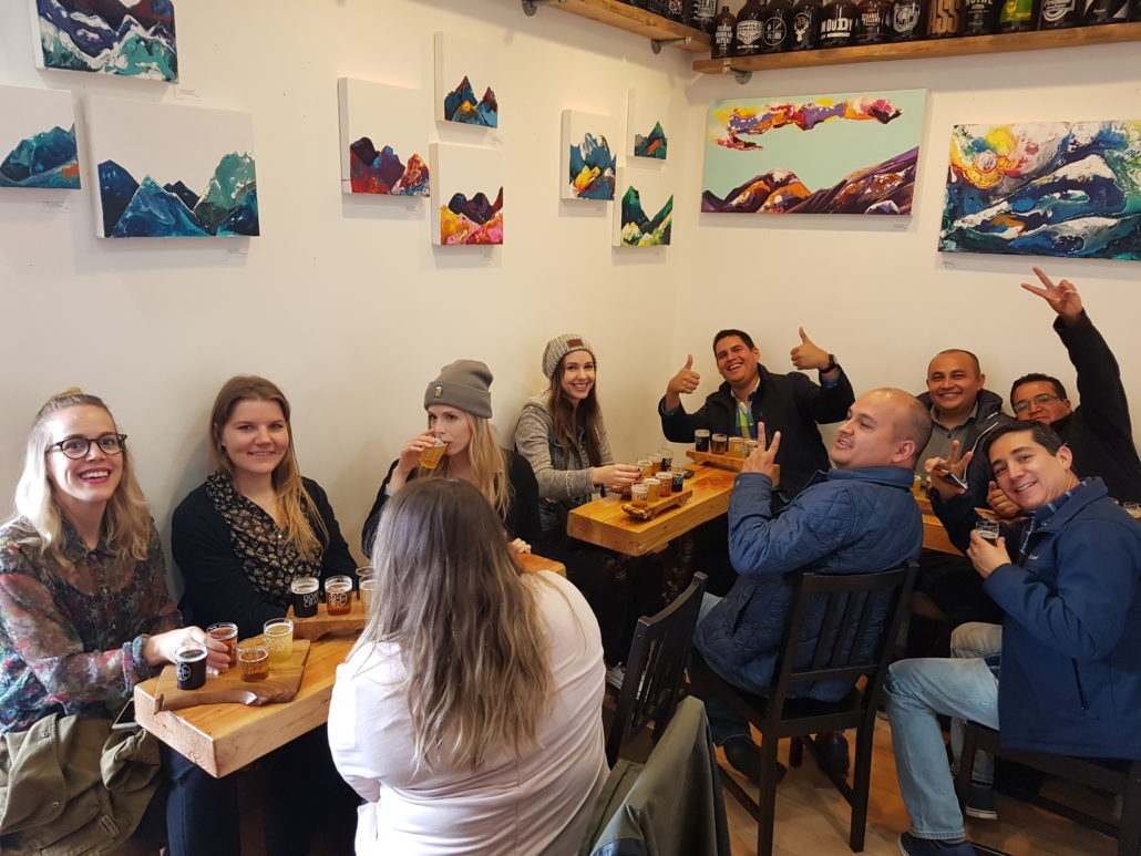 Vancouver Brewery Tours Inc. Doans Craft Brewing