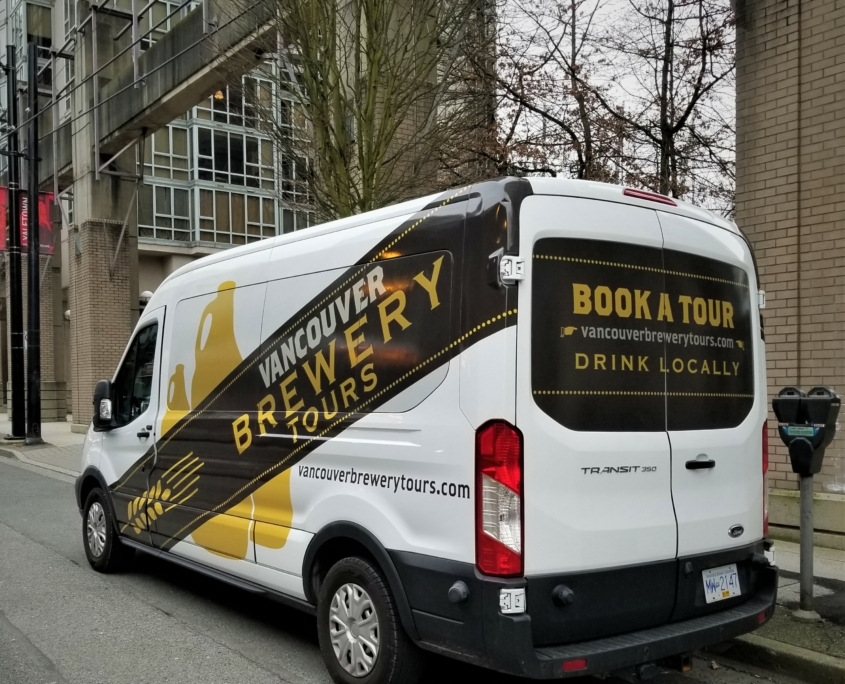 Vancouver Brewery Tours New Van