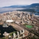 Airport Car Rentals Aerial View - Vancouver Brewery Tours