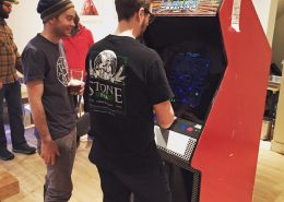 Vancouver Brewery Tours Inc. - Arcade Games at Doan's Craft Brewing Company