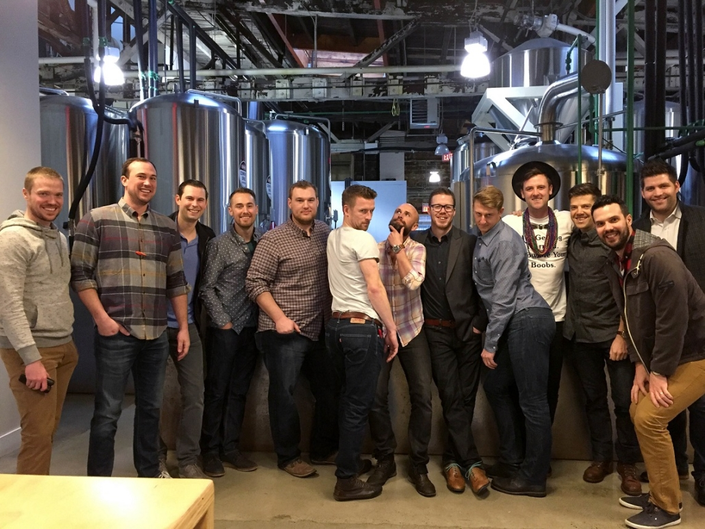 Bachelor Party Ideas Vancouver - Bachelor Brewery Tour - Main Street Brewery