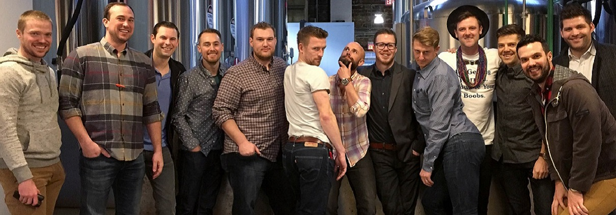 Bachelor Party Ideas Vancouver - Bachelor Brewery Tours - Header