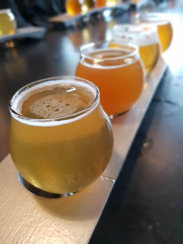 Bachelor Party Ideas Vancouver - Bachelor Brewery Tours - Parallel 49 Brewing