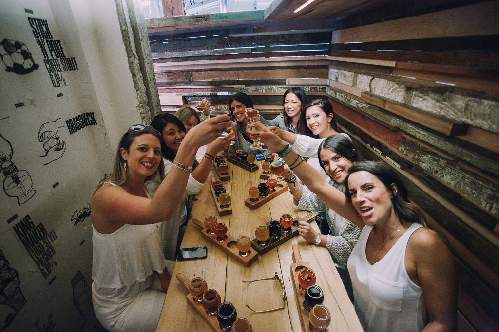 Bachelorette-Party-Ideas-Vancouver-Bachelorette-Brewery-Tour-at-Brassneck-Brewery