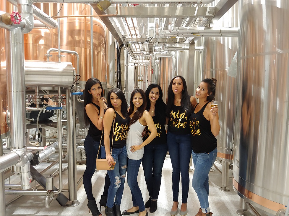 Bachelorette Party Ideas - Vancouver Brewery Tours - Big Rock Brewery