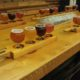Beer Flights at Brassneck Brewing - Vancouver Brewery Tours