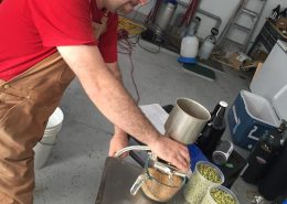 Vancouver Brewery Tours Inc. - Beer Ingredients at Callister Brewing