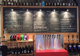 Beer and Growler List Callister Brewing