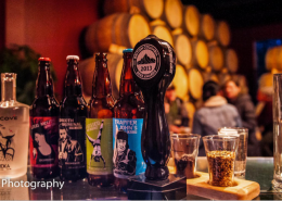 Beers and Awards at Deep Cove Brewers