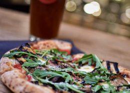 Beers and Food at Big Rock Urban