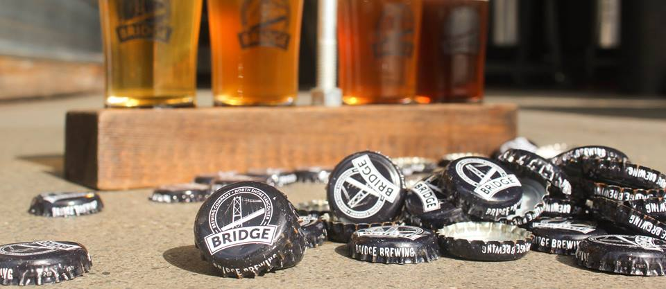 Vancouver Brewery Tours Inc-Beers at Bridge Brewing