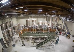 Vancouver Brewery Tours Inc. - Big Rock Urban Brewhouse