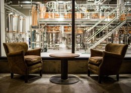 Vancouver Brewery Tours Inc. - Brewery at Big Rock Urban