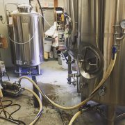 Vancouver Brewery Tours Inc. - Brewery at Doan's Craft Brewing Company