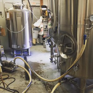 Vancouver Brewery Tours Inc. - Brewery at Doan's Craft Brewing