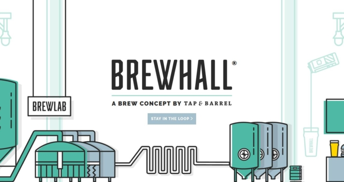 Tap and Barrel - Brewhall