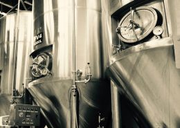 Vancouver Brewery Tours Inc. -Brewhouse at Off the Rail Brewing