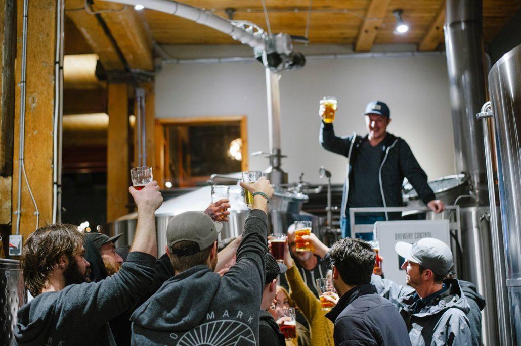Cheers-at-Postmark-Brewing