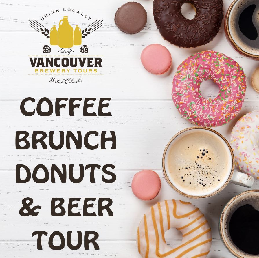 Coffee, Brunch, Donuts and Beer Tour Vancouver Brewery Tours Blog