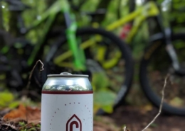 Container Brewing Beer and Mountain Biking - Vancouver Brewery Tours