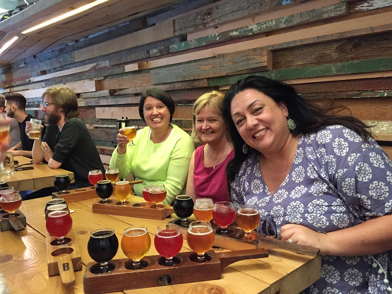 Corporate Brewery Tours - Brassneck Brewery - Vancouver Brewery Tours