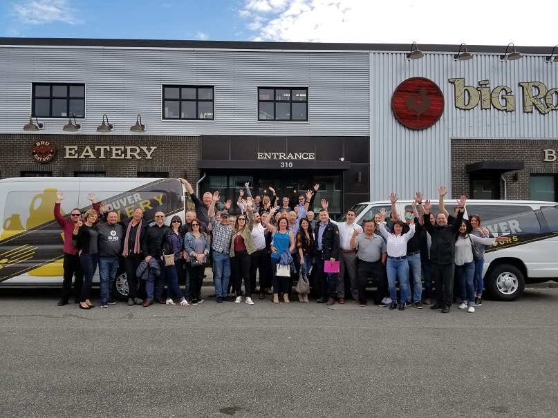 Corporate Brewery Tours - Staff Party Ideas Vancouver
