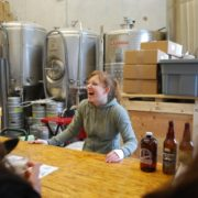 Vancouver Brewery Tours - 1st Employee Rachel