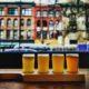 Darby's Gastown Beer Flight - Gastown Pub Walk