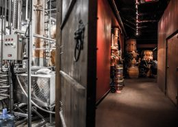 Vancouver Brewery Tours Inc. -Deep Cove Brewers brewery and taproom