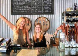 Deep Cove Brewers tasting room staff