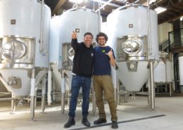East Van Brewing Owner and Head Brewer