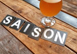 East Van Brewing Saison