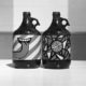 Electric Bicycle Brewing Growlers