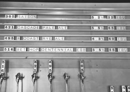 Faculty Brewing Beer and Growler Line Up