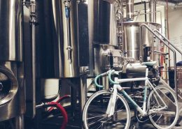 Faculty Brewing Bikes and Beers
