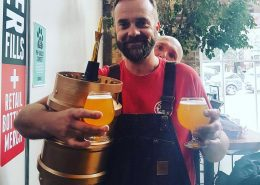 Faculty Brewing Head Brewer and Beer Award