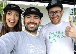 Vancouver Brewery Tours Inc - Faculty Brewing Staff
