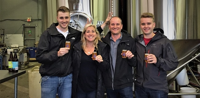 Father's Day Ideas - Vancouver Brewery Tours - Bridge Brewing