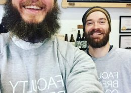 Vancouver Brewery Tours Inc. - Happy People Making Happy Beer at Doan's Craft Brewing Company
