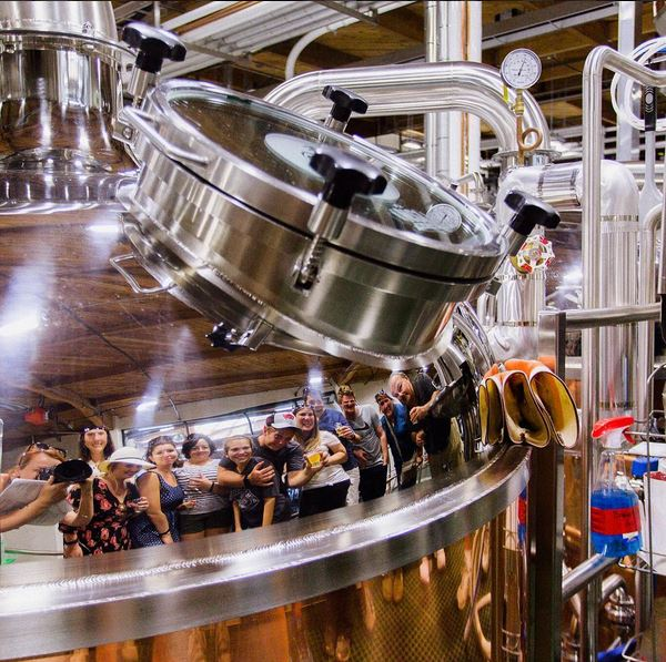 Vancouver Brewery Tours at Big Rock Urban Brewery