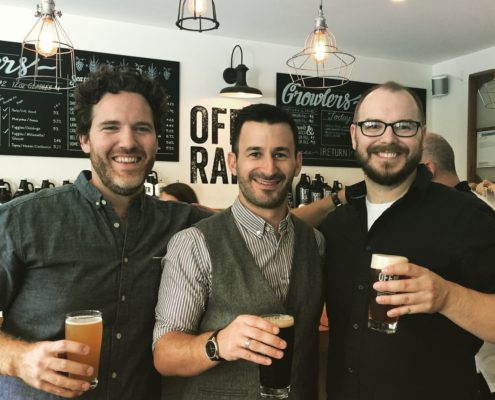 Vancouver Brewery Tours at Off the Rail Brewing