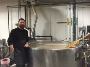 Vancouver Brewery Tours Inc. - Brassneck Brewery Head Brewer Conrad Gmoser