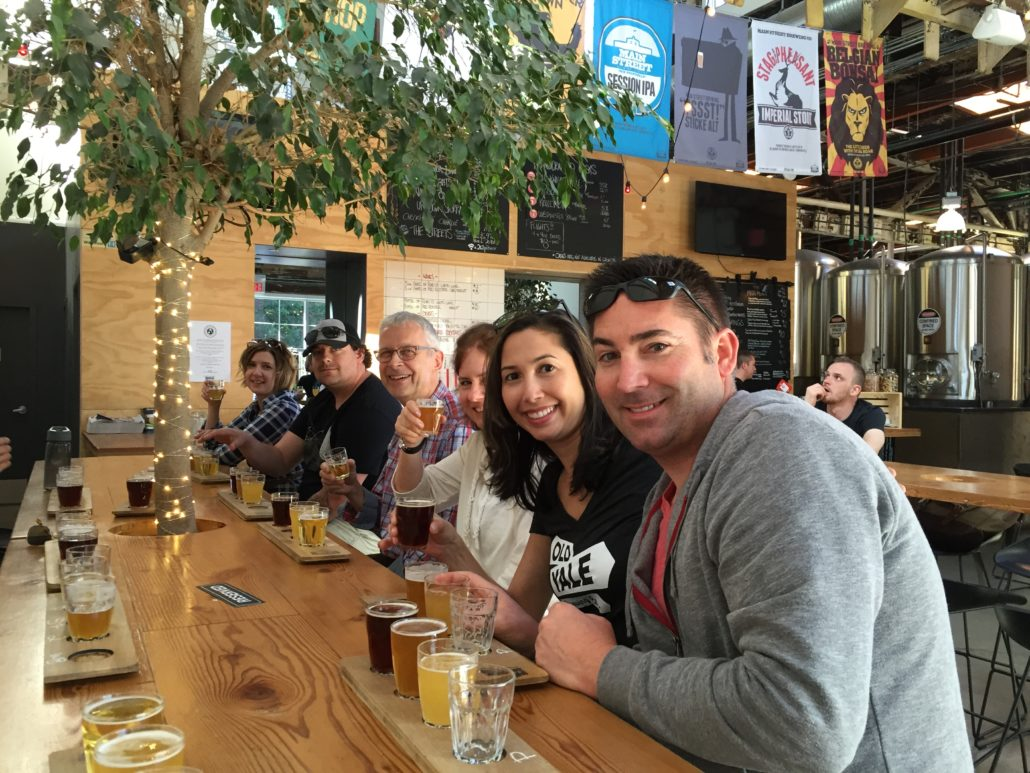 Vancouver Brewery Tours at Main Street Brewing