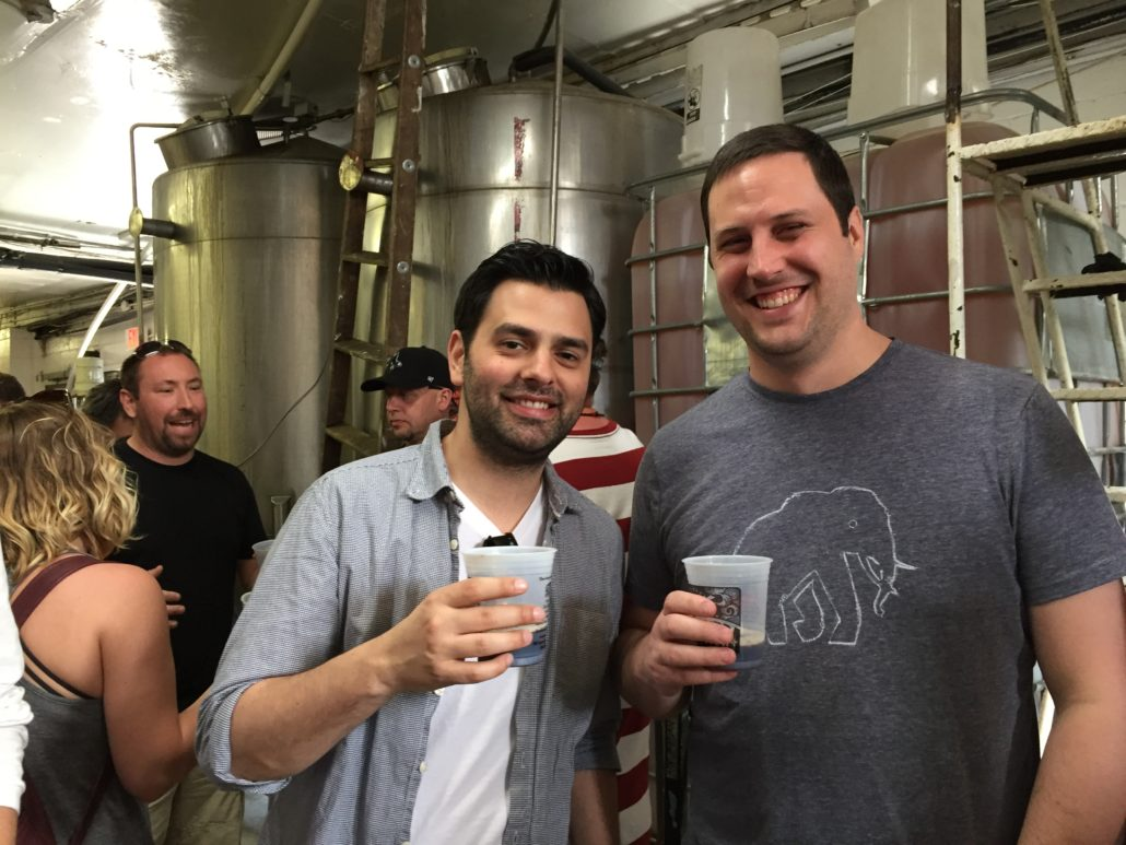Vancouver Brewery Tours at Storm Brewing