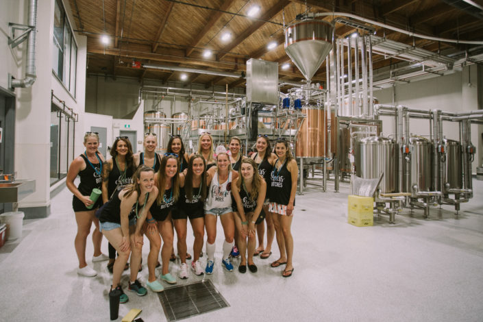 Vancouver Brewery Tours - Private Bachellorette Party