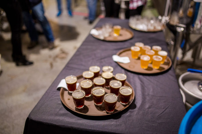 Vancouver Brewery Tours - Craft Beers at Big Rock Urban